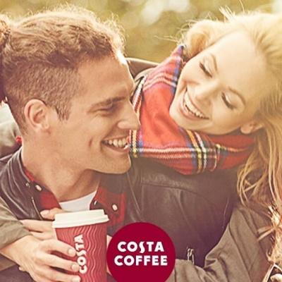 hostessa na Costa Coffee w Warszawie