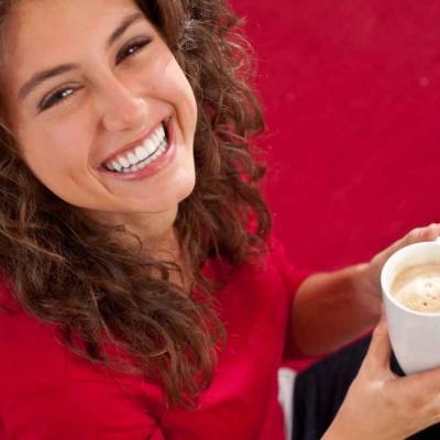 hostessa Warszawa na promocji kawy
